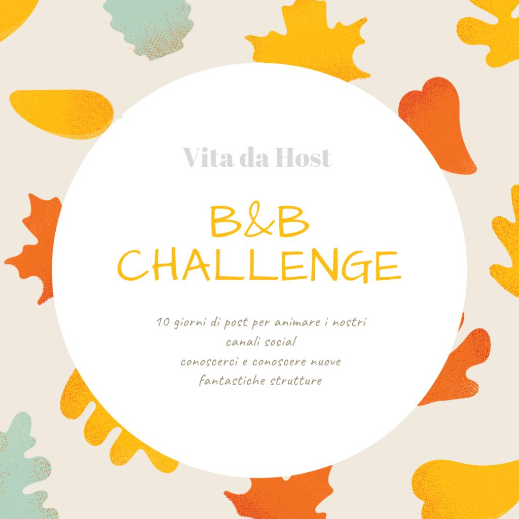 Cinzia Pedrani, B&B Challenge