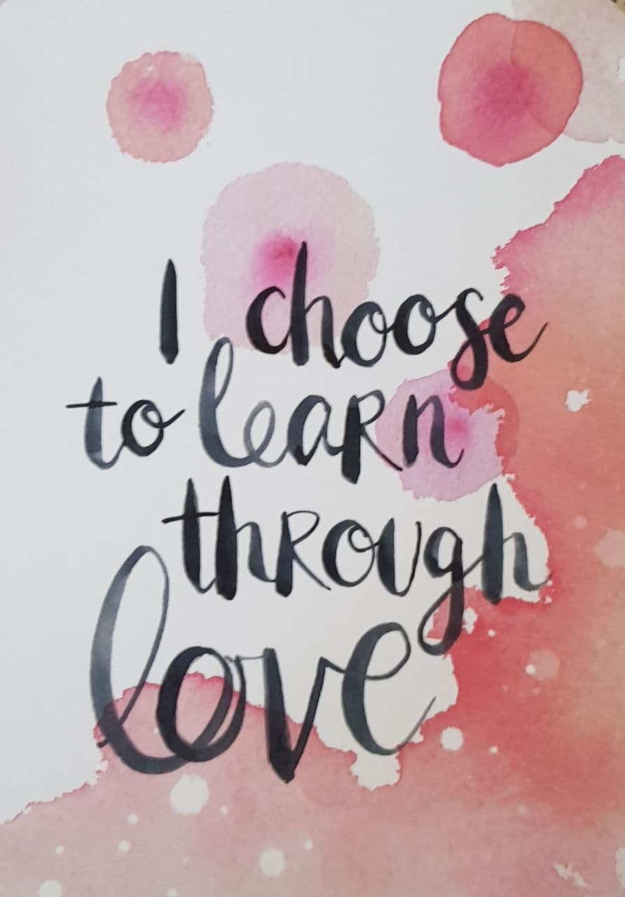 I-choose-to-learn