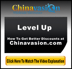 Chinavasion Wholesale Discount Levels