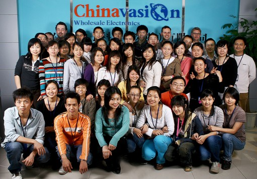 chinavasion staff photo