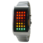 The Continuum - Japanese Multicolor LED Watch