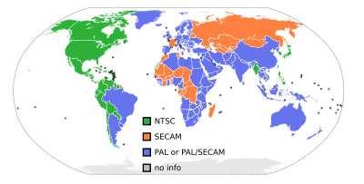 video regions map