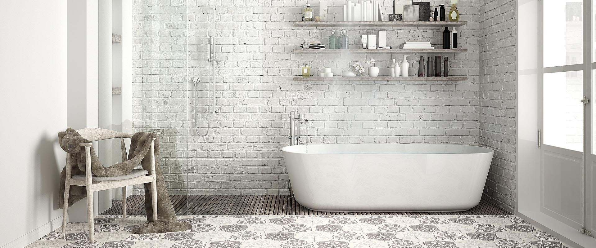 salle de bain rustique moderne ciot