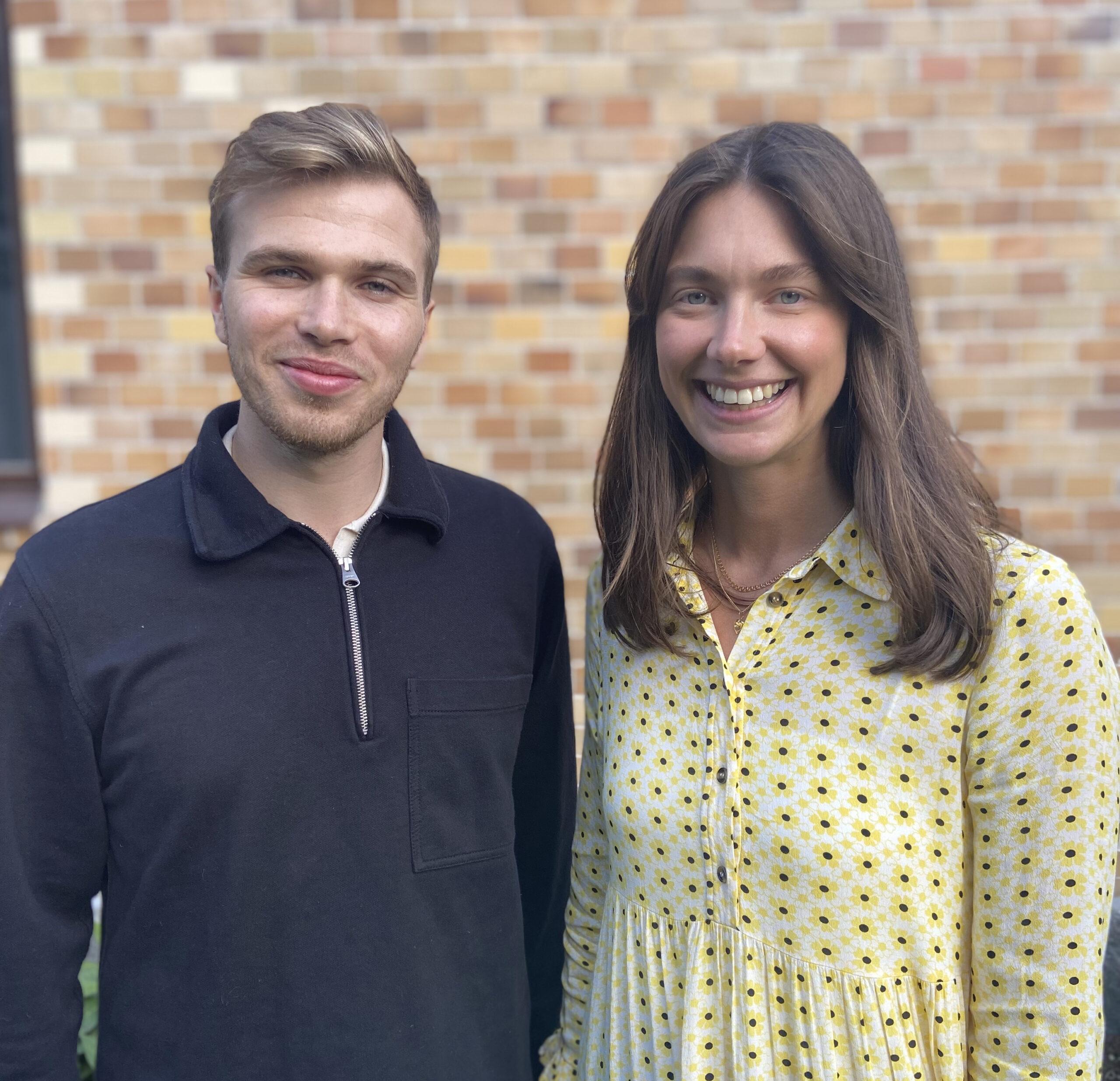 Olivia Westberg And Jacob Nissén Karlsson