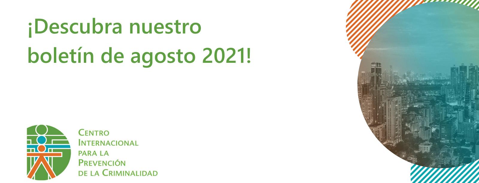Boletín – Agosto 2021