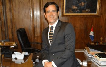 Cristián Rojas, vicepresidente de Capredena.