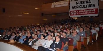 Votación reforma Código de Aguas en la Cámara de Diputados (Fuente: Regantes del Maule).