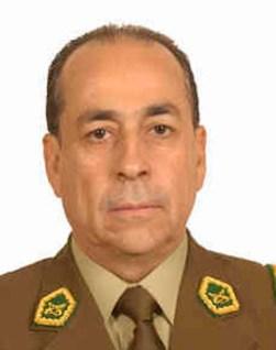 General (r) Gerardo González Theodor