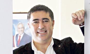 Mario Desbordes.