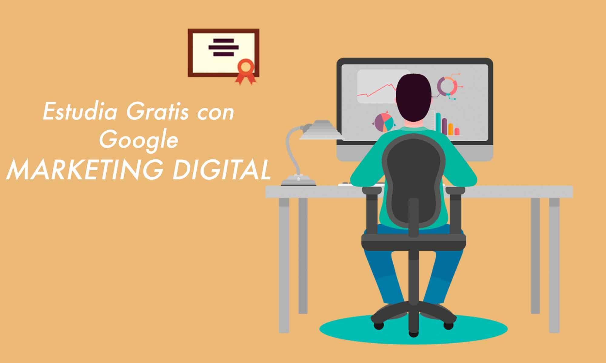 Garaje digital - aprende gratis con google