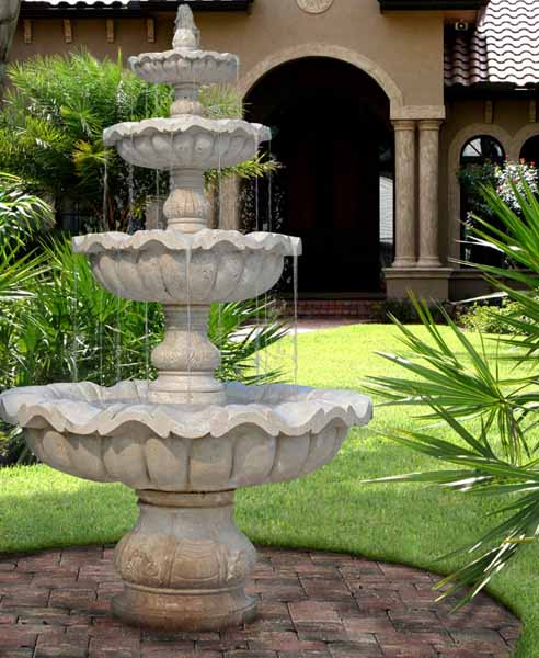 Noise Pollution Solutions: Creating the perfect ... on Home Garden Fountain Design id=62828