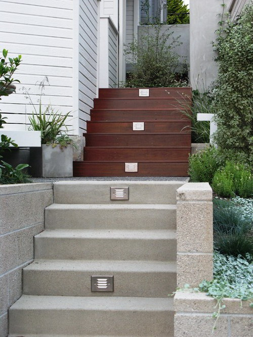 Magnificent Outdoor Stair Designs. | CCD Engineering Ltd on Backyard Stairs Design id=54320