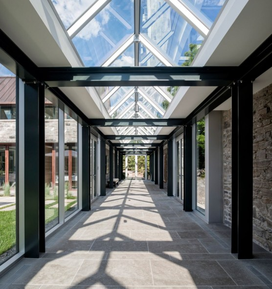 Covered Walkway Designs for Homes   CCD Engineering Ltd on Glass House Design Ideas  id=75616