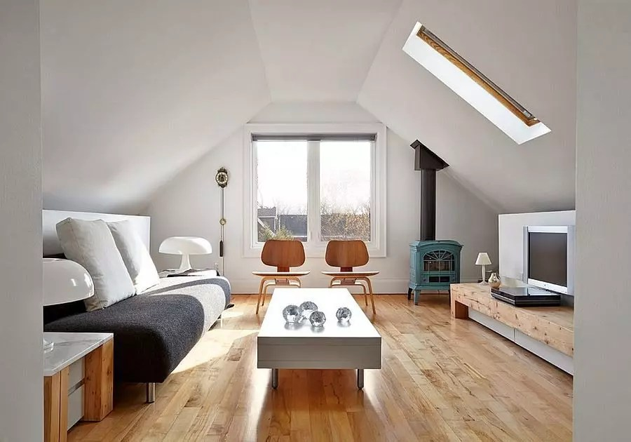 how to turn your attic into living space
