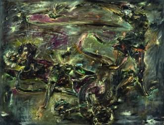 """Adriaan Korteweg, """"Laocoonte"""" 1914 Städtische Galerie im Lenbachhaus, Múnich"""