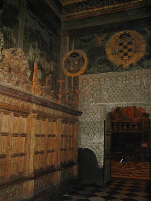 Ante sala capitular. Catedral de Toledo