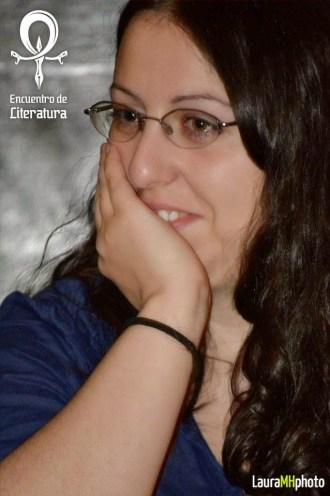 Patricia Pérez [foto del blog: El ballet de las palabras]
