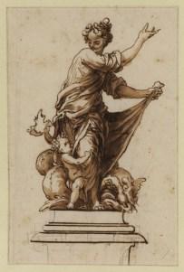 Venus con cupido. Courtauld Institute