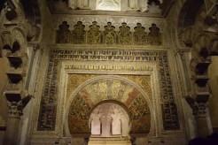 Arco del mirhab.