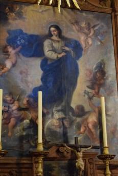 Claudio Coello. Inmaculada Concepción. Catedral de Málaga. Foto: @Cipripedia