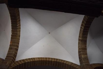 Detalle de una bóveda esquifada. Foto: Cipripedia.
