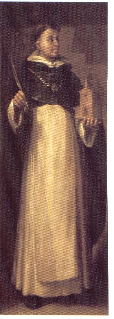 Alonso Cano. Santo Tomás de Aquino