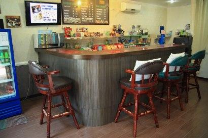 CIP Snack bar