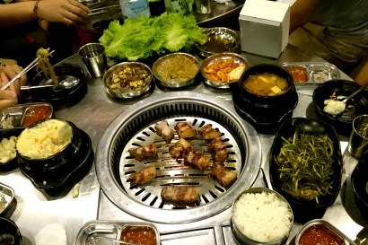 Donedoo, một nhà hàng đồ nước Hàn Quốc cực nổi tiếng và giá cả cũng cực phải chăng ở Korean Town