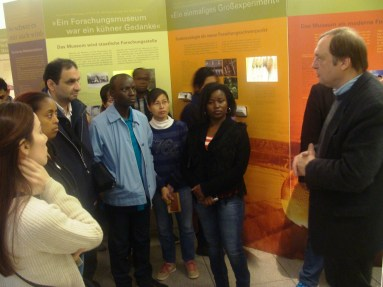 Guided tour by the director of the museum: Prof. Dr. Xylander