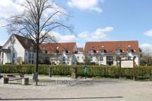 The new housing complex in Kesselsdorf.