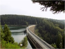 Another dam within the Ore Mountains area
