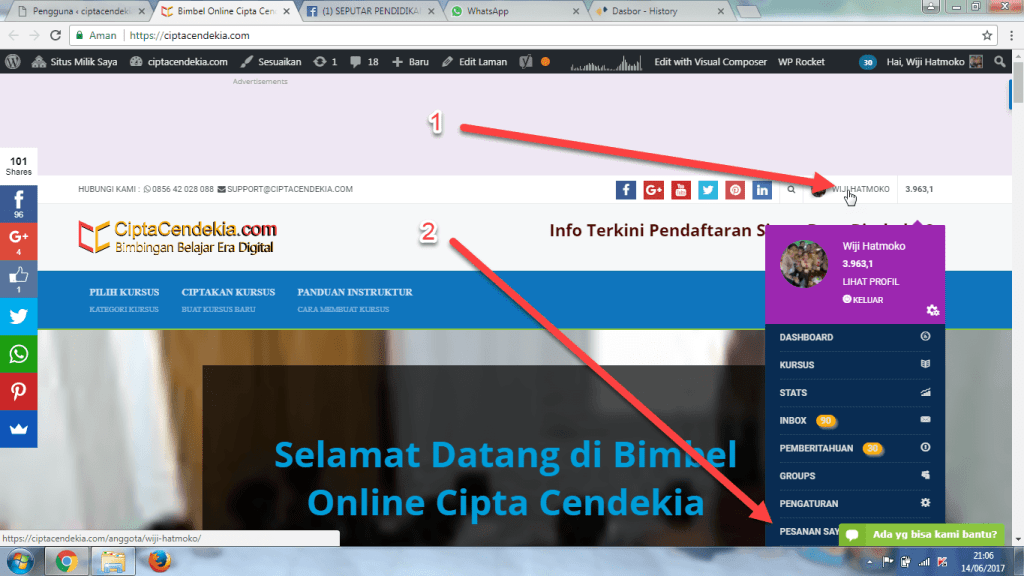 Download aplikasi ijazah