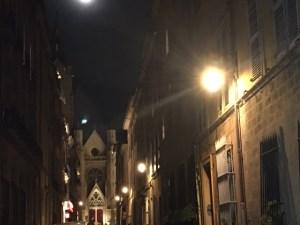 Et par pleine lune !