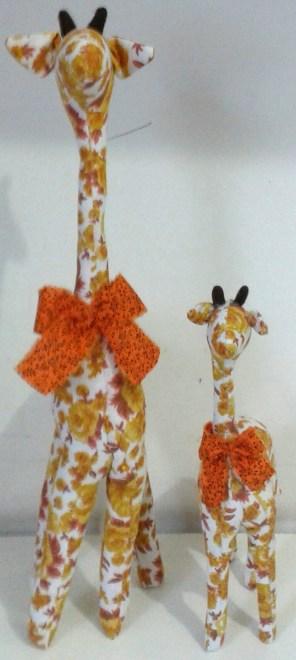 girafa decorativa