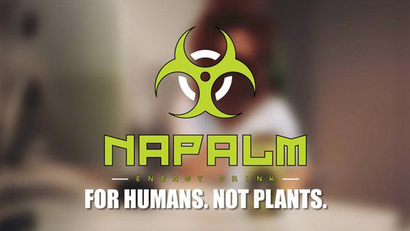 Napalm Energy Drink