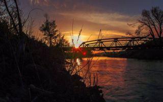Weber River Ogden