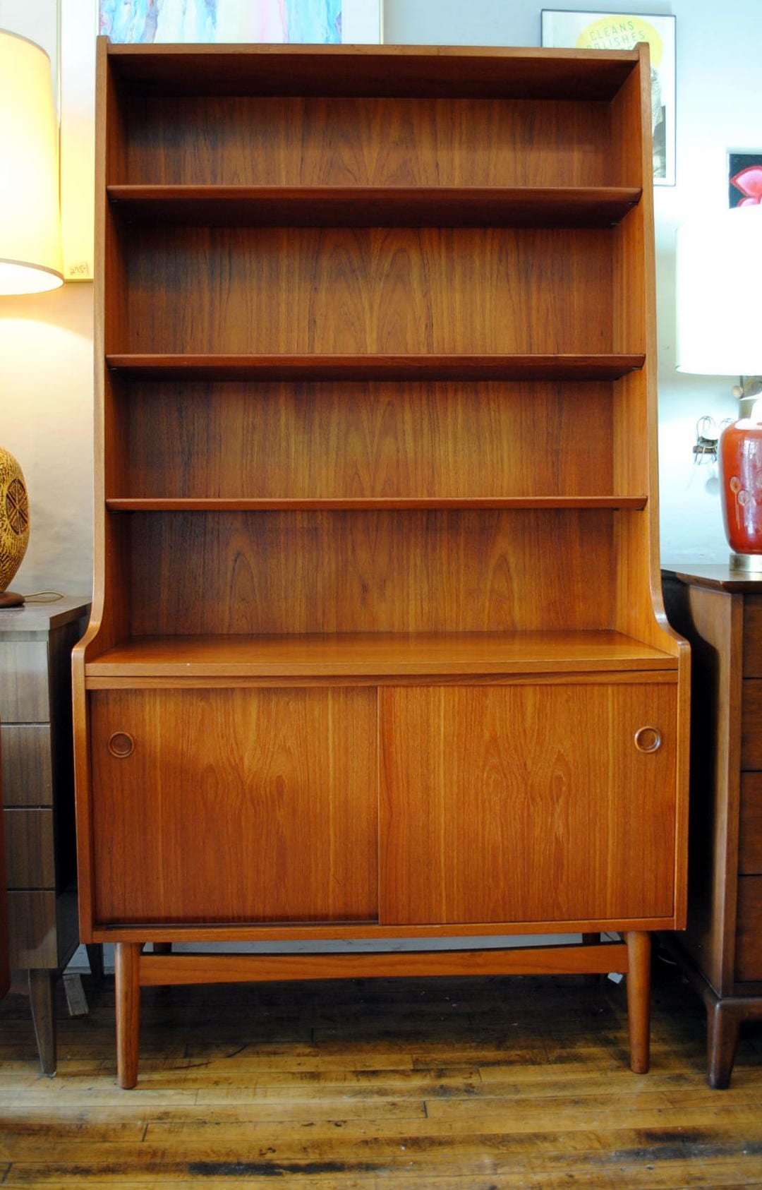 by series system wegner stereo pieces bookcase hans sale f ry for id storage bookcases teak z at j case furniture