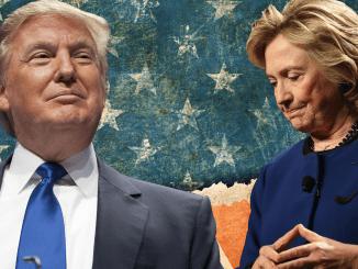 trump clinton electoral