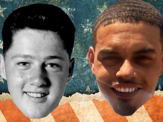 Bill Clinton Dad Danney Williams