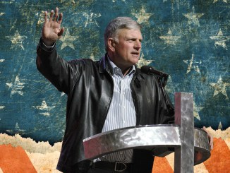 Franklin Graham Donald Trump