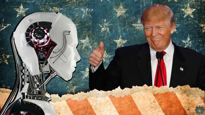 Donald Trump AI