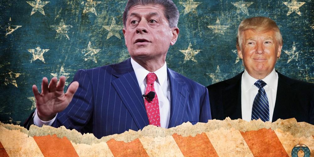 Judge Napolitano Donald Trump