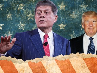 Judge Napolitano Donald Trump