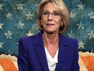 Betsy Devos Secretary of Education