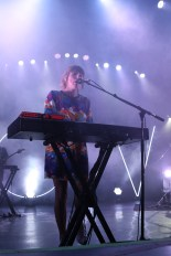 Josephine of Oh Wonder at The Observatory 8/6/16