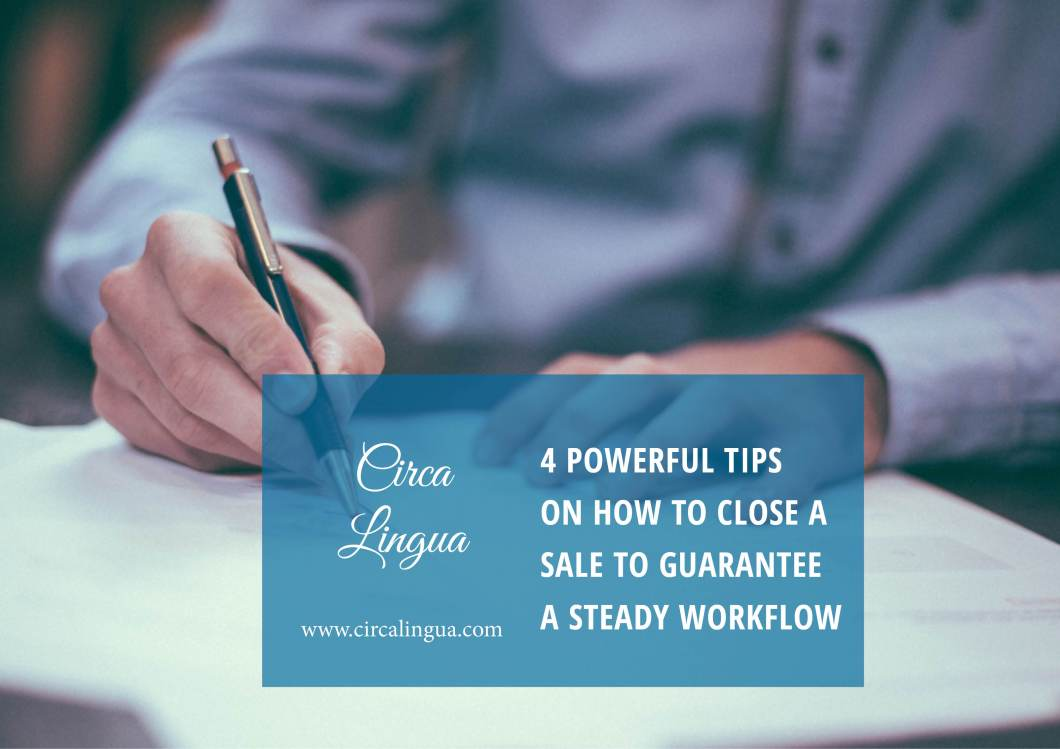 tips-on-how-to-close-a-sale