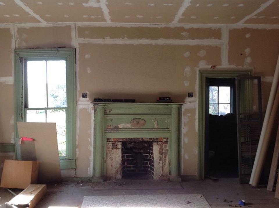 North Carolina 1800's Willie Jones House