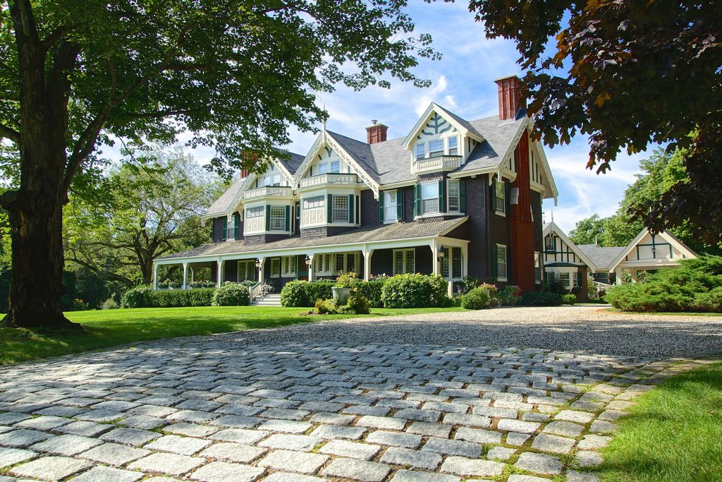 1906 Green Gables In Rye New Hampshire