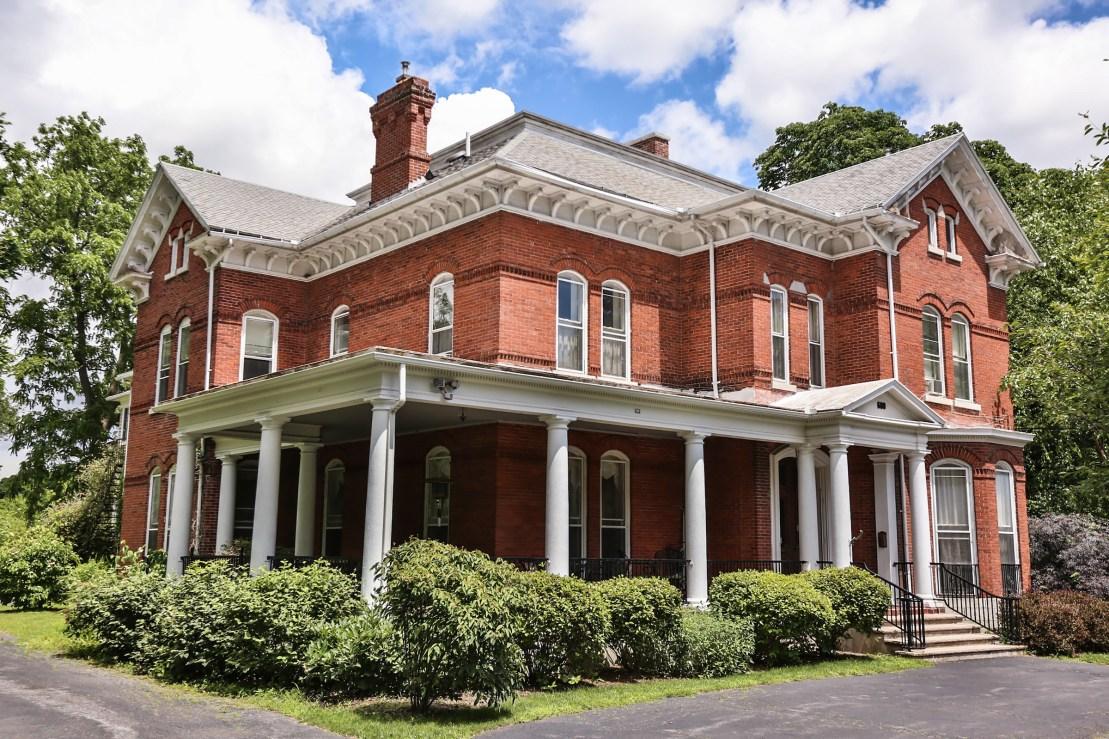 1873 Italianate For Sale In Geneva New York Captivating Houses