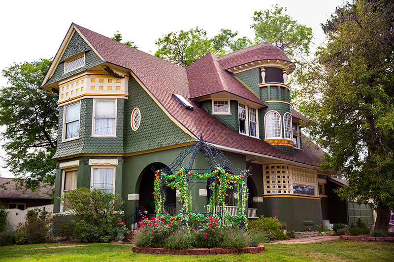 Prime 1892 Bliss House In Denver Colorado Captivating Houses Home Interior And Landscaping Pimpapssignezvosmurscom
